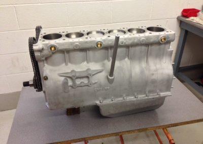 Aston DB5 Engine 7